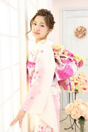 成人式前撮り振袖Miyu2