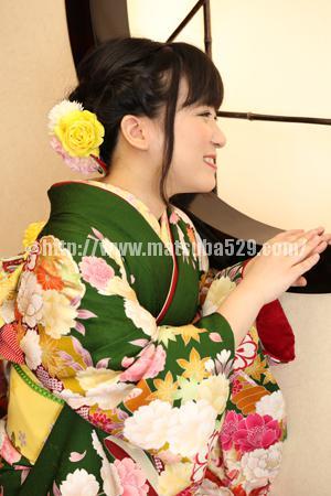 振袖成人式前撮りRika2
