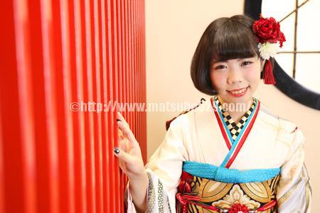 振袖成人式前撮りMizuki2