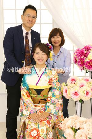 振袖成人式前撮りSayaka3